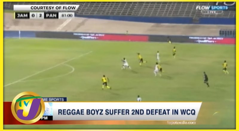 Reggae Boyz Suffer 2nd Defeat in World Cup Qualifiers - Sept 6 2021 7