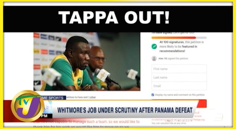 Whitmore's Job Under Scrutiny after Panama Defeat - Sept 6 2021 6