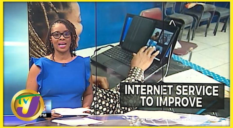 Telecoms Providers to Improve Online School | TVJ News - Sept 6 2021 5