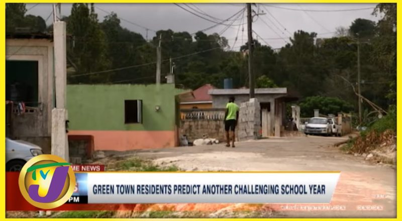 Green Town Residents Missing from School | TVJ News - Sept 6 2021 4