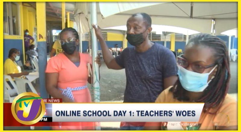 Rural School Challenges | TVJ News - Sept 6 2021 3