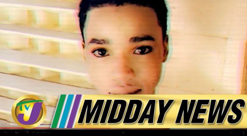 Man Dead, Mother in Custody | Internet Cable Stolen | TVJ Midday News - Sept 7 2021 1