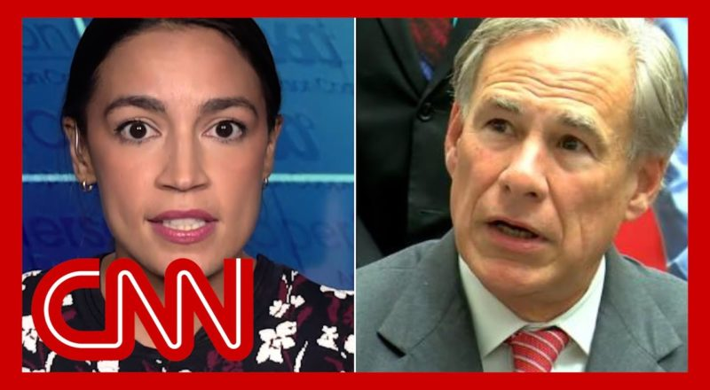 'Disgusting': Ocasio-Cortez reacts to Abbott's comments on rape victims 1