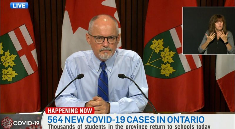 Dr. Moore questioned on how in-person learning will remain safe in Ont. | COVID-19 in Canada 4