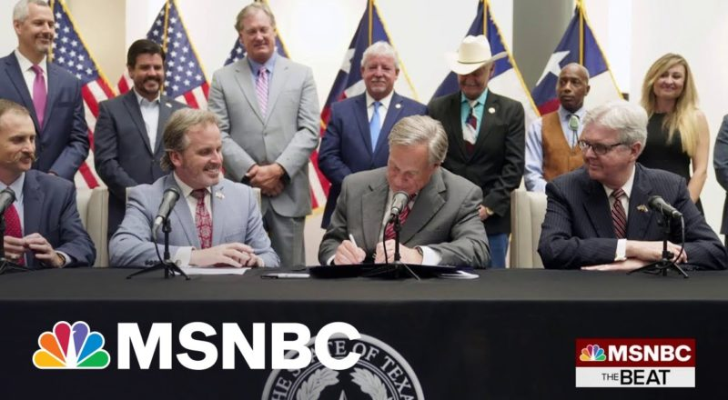 How Texas' New Anti-Voting Law Hinges On Trump's 'Big Lie' 6