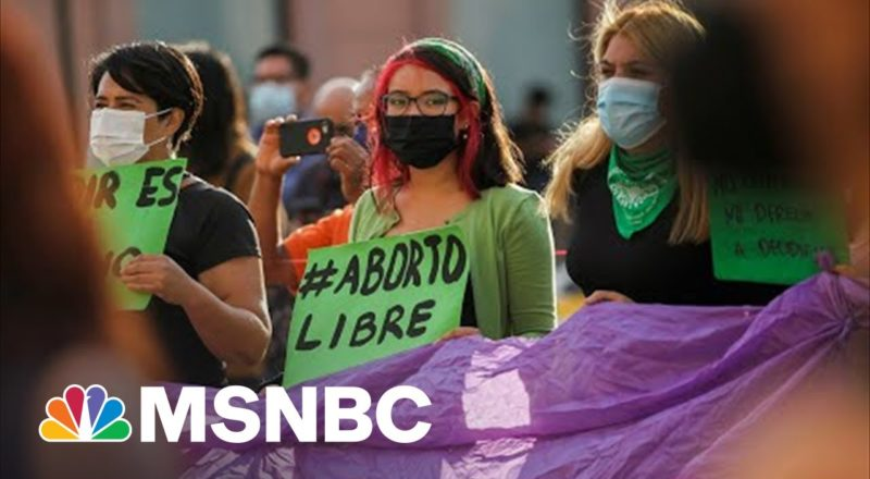 Mexico Supreme Court Strikes Down Abortion Ban In Contrast With Texas 5