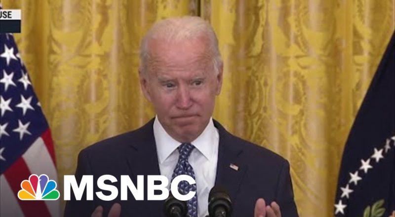 Biden Presidency Entering A 'Critical Few Weeks Ahead' 6