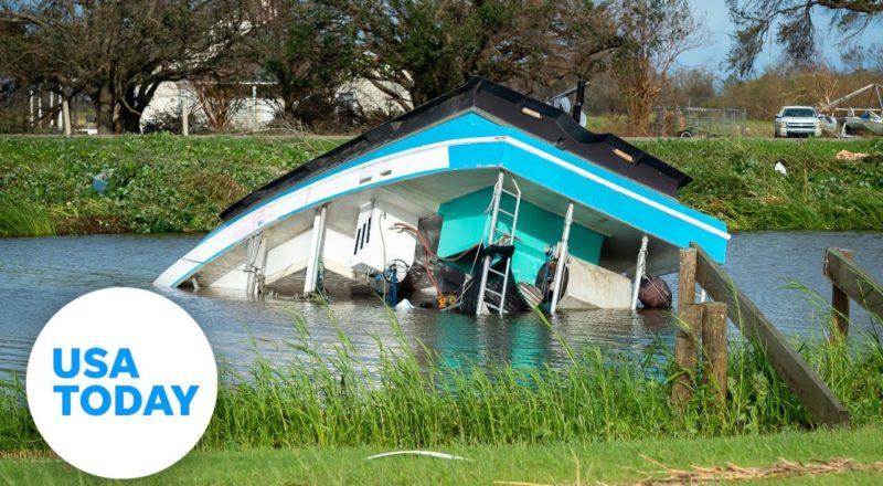 Grand Isle Mayor talks communication issues following Hurricane Ida | USA TODAY 1