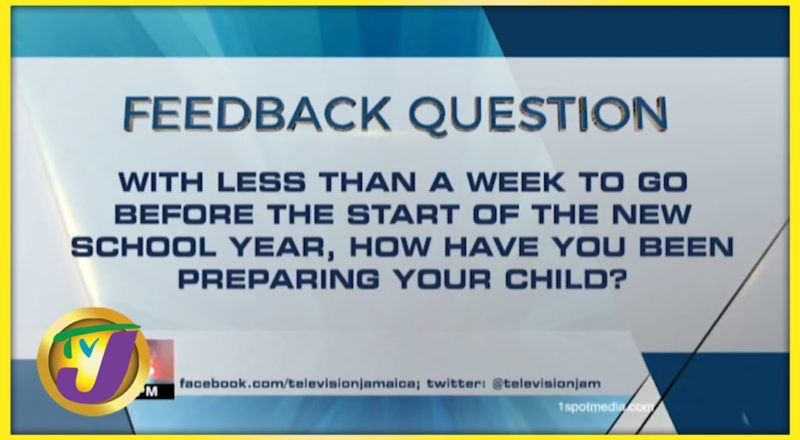 Feedback Question | TVJ News - August 31 2021 1