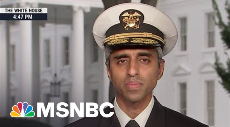 U.S. Surgeon General: 'We're In A Better Place Because Of Vaccines' 1