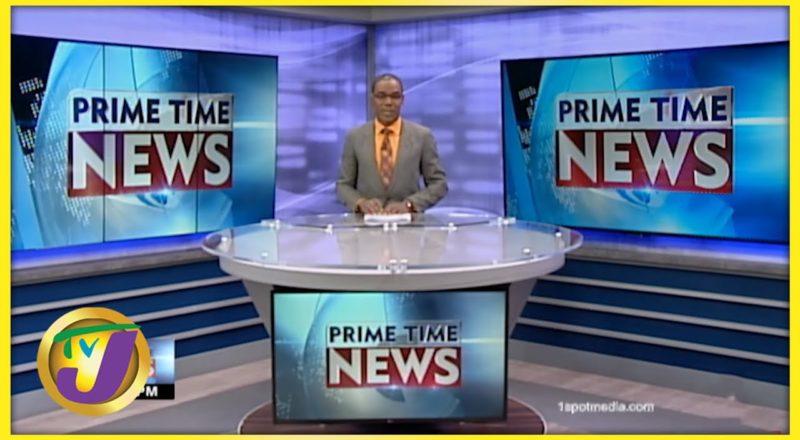 Jamaican News Headlines | TVJ News - August 31 2021 1