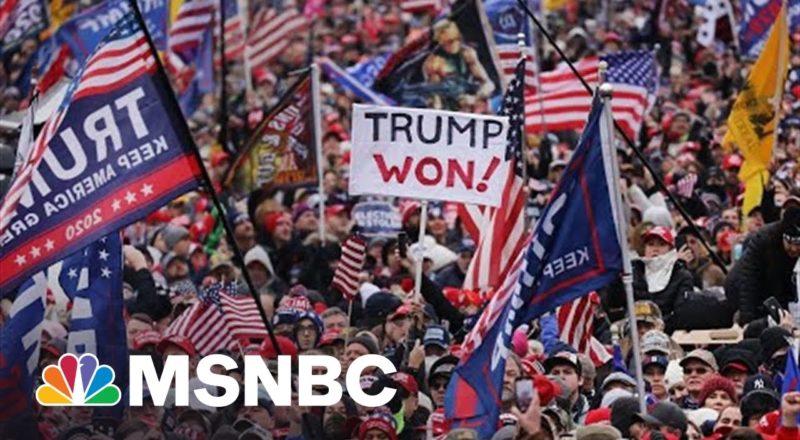 Republicans Make Trump's Big Lie Party's Campaign Platform 5