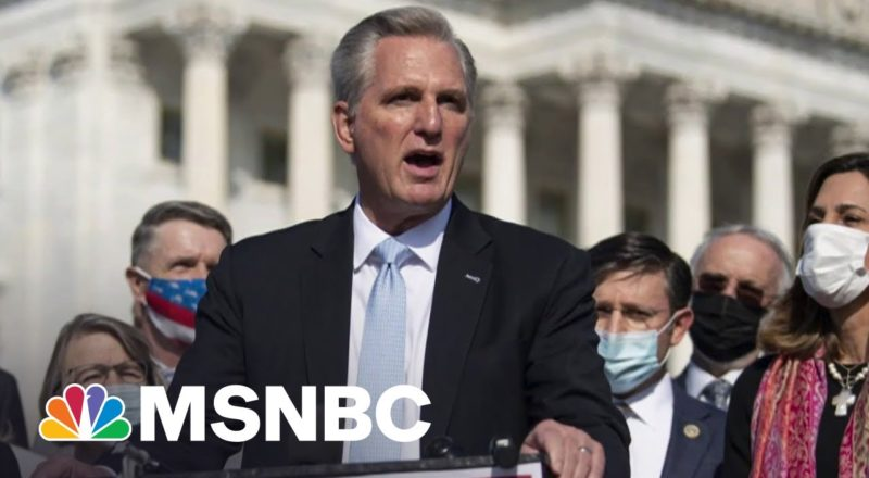 McCarthy Asks Supreme Court To Overturn House Proxy Voting System 1