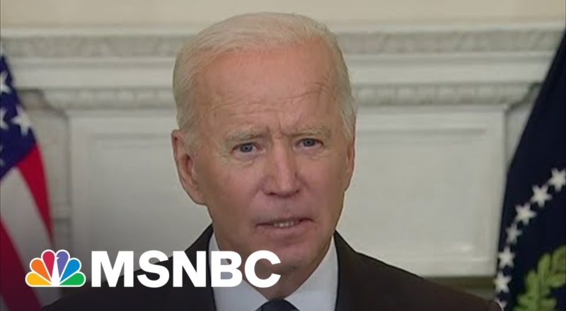 Biden On Vaccine Requirements: 'This Is Not About Freedom Or Personal Choice' 4