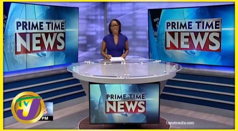 Jamaican News Headline   TVJ News - Sept 7 2021 1
