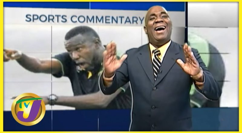 Theodore Tappa Whitmore   TVJ Sports Commentary - Sept 7 2021 1