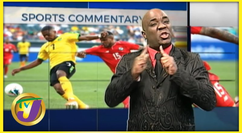 TVJ Sports Commentary - August 31 2021 1
