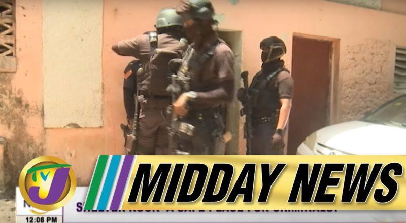 Schools Under Threat | Safe Place for Criminals? | TVJ Midday News - Sept 8 2021 1