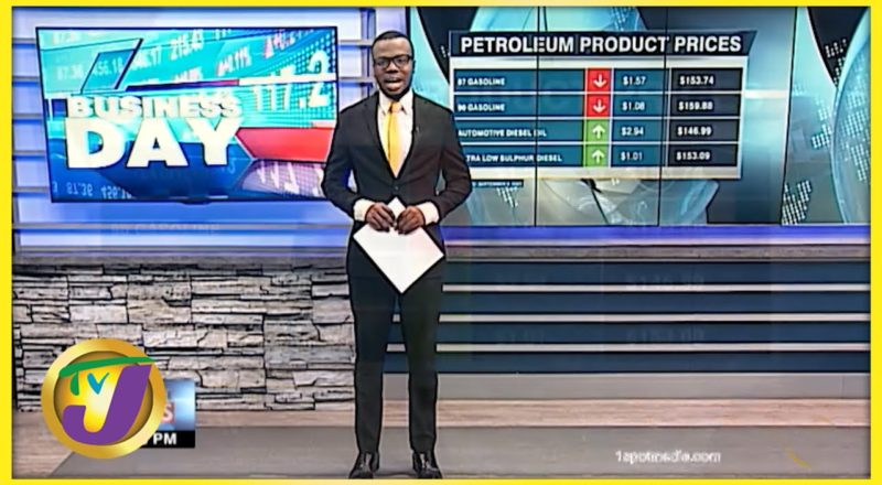 Lower Gas Prices | TVJ Business Day - Sept 8 2021 1