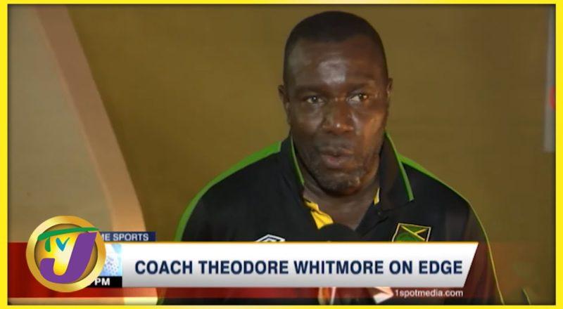 Coach Theodore Whitmore on Edge - Sept 8 2021 1