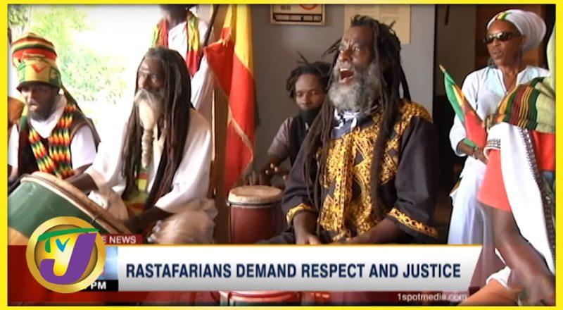 Jamaica's Rastafarians Demand Respect & Justice   TVJ News - Sept 8 2021 1