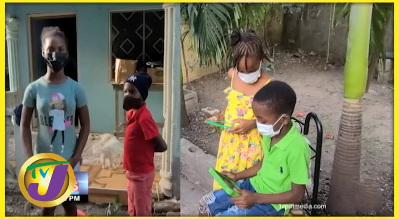 Life in the Pandemic | Children of Covid | TVJ News - Sept 8 2021 1