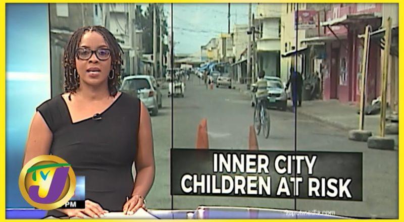 Inner City Children at Risk   TVJ News - Sept 8 2021 1