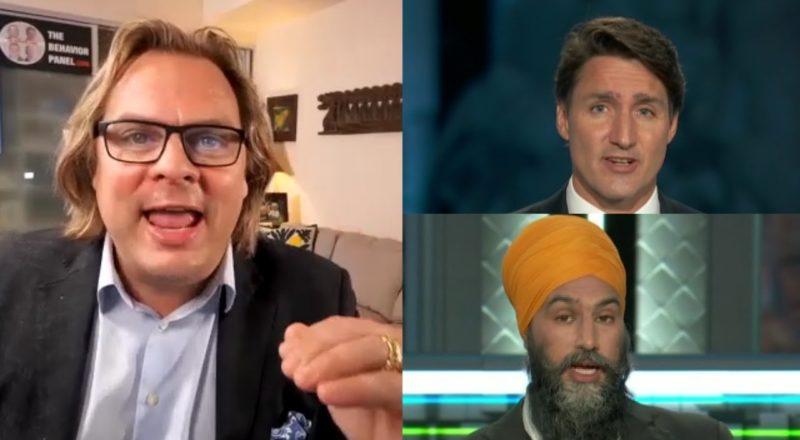 Body language expert breaks down the debate performances 2