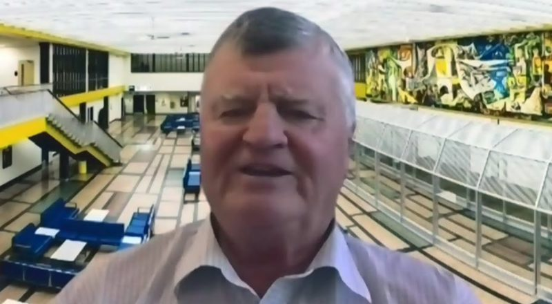 Former Gander, N.L. mayor reflects on helping 6.1K stranded passengers during 9/11 attacks 1