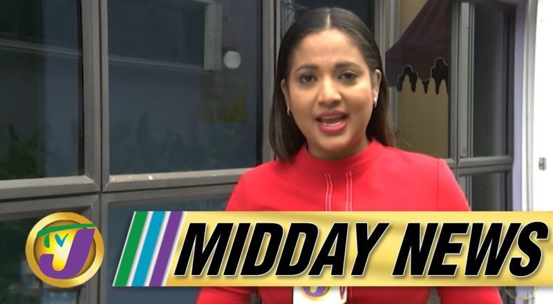 31 Dead | Gov. Now to Address Overcrowding at Vaccination Sites | TVJ Midday News - September 1 2021 7