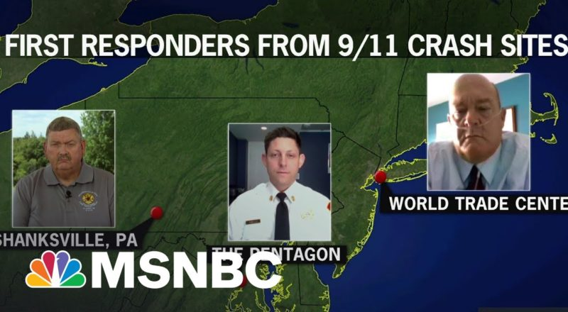 I Feel Like A Scab Has Been Ripped Off: First Responder On 9/11 Anniversary 1