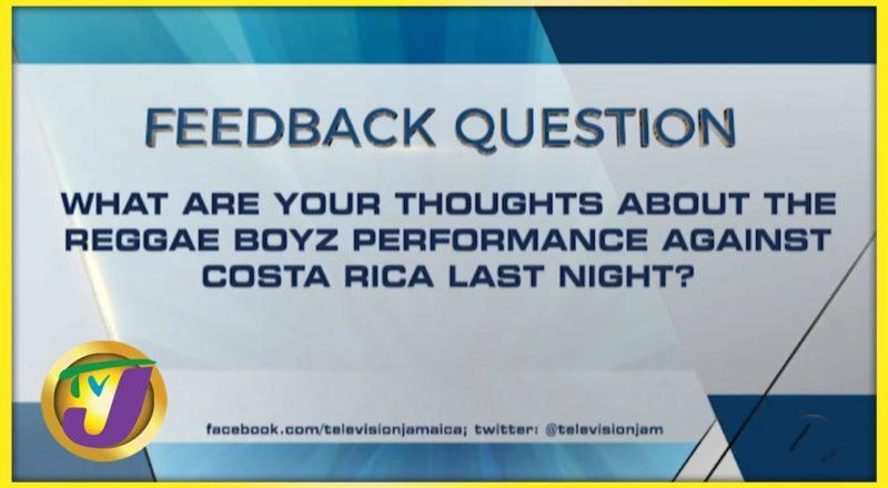 Feedback Question | TVJ News - Sept 9 2021 1