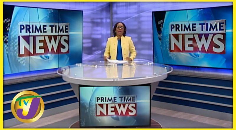 Jamaican News Headline   TVJ News - Sept 9 2021 1