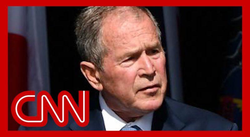 George W. Bush on 20th anniversary of September 11th: Full speech 9