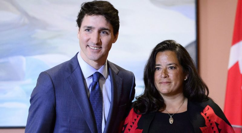 Trudeau says he did not want Wilson-Raybould to lie as SNC-Lavalin affair re-emerges 1