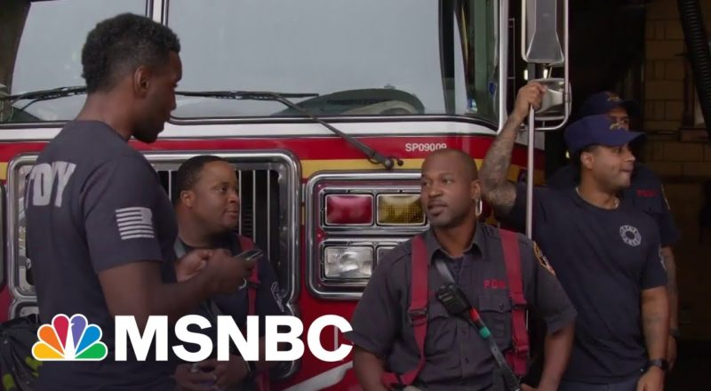 Remembering The Legacy Of The 12 Black Firefighters Who Died On 9/11 1