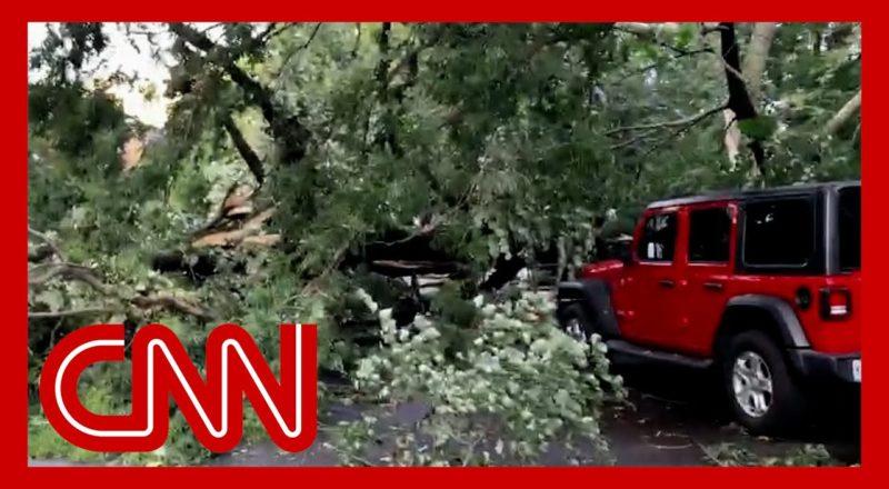 Ida unleashes devastating flooding in the Northeast 1