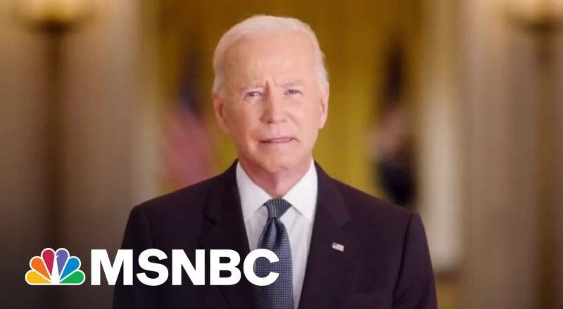 """Biden: """"Unity Is One Thing That Must Never Break"""" 5"""