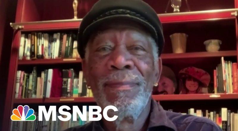 Morgan Freeman On 'The Killing of Kenneth Chamberlain' & Overhauling Policing 8