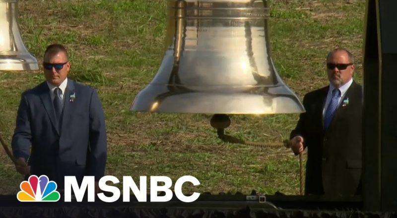 Bells Toll At Shanksville 9/11 Ceremony To Mark Flight 93 Crash 1