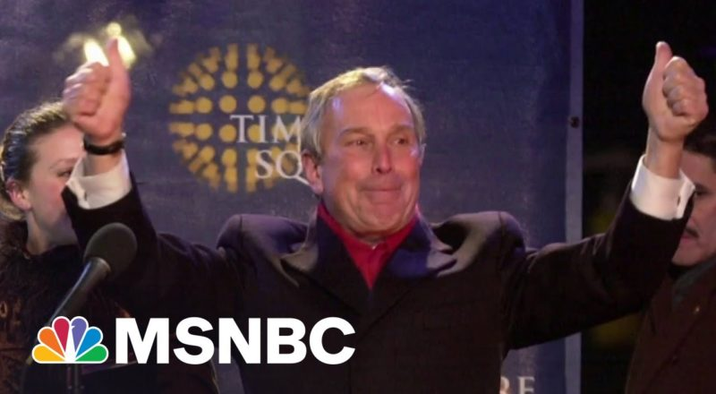 Former NYC Mayor Mike Bloomberg Stresses Optimism, Reflects On 9/11 8