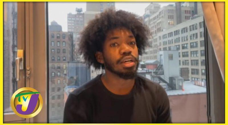 Music Producer JLL | TVJ Smile Jamaica 1