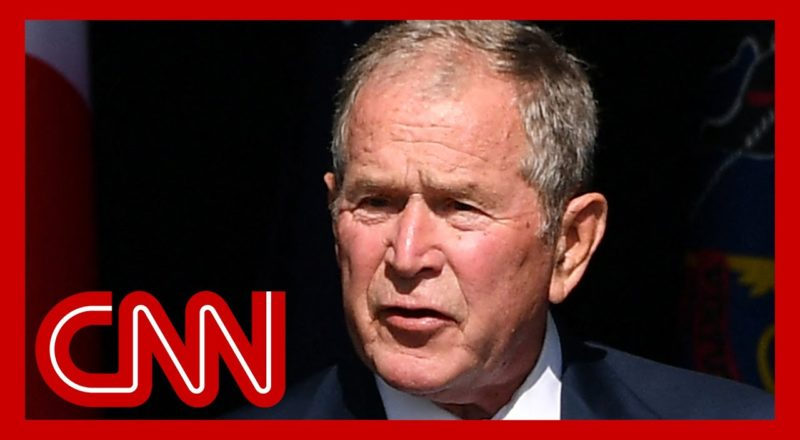 Bush alludes to January 6 while condemning 9/11 terrorists 4