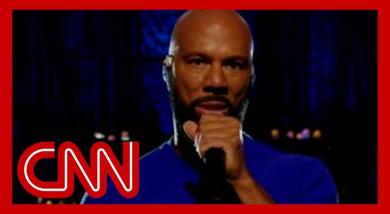 Common (feat. PJ) performs 'Courageous' 1
