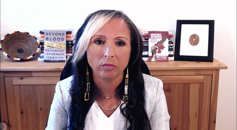 Party leaders fail to discuss Indigenous genocide: Palmater 1