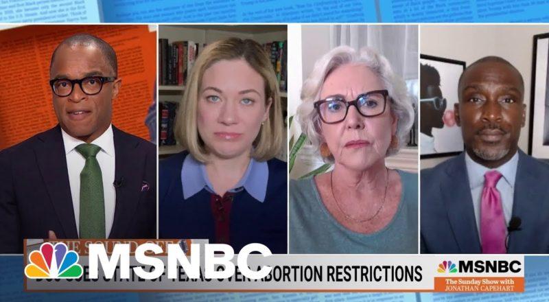 DOJ Sues Texas Over Restrictive Abortion Law 4