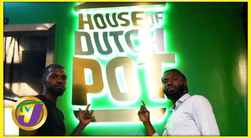 House of Dutch Pot in Las Vegas | TVJ Smile Jamaica 1