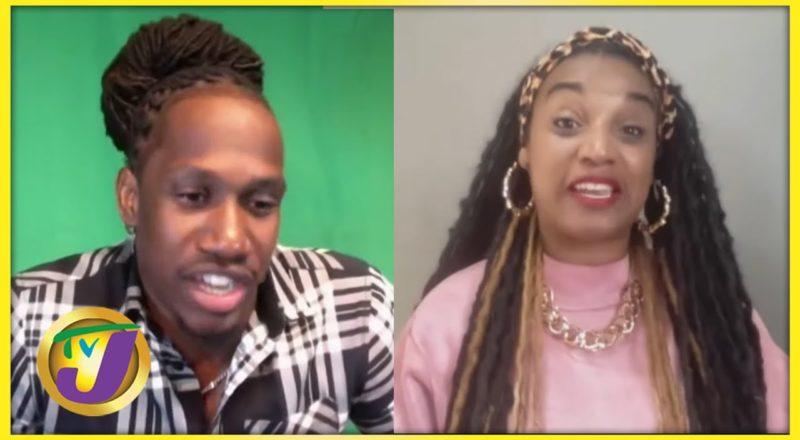 Dancehall Dance Community Forms Association   TVJ Smile Jamaica 1