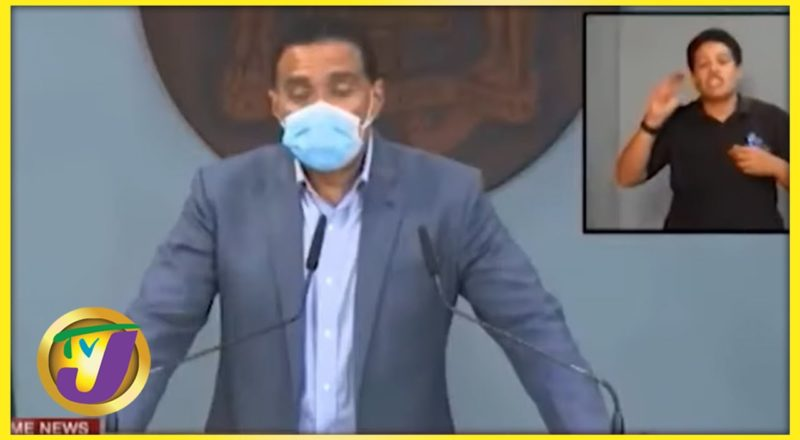 Medical Oxygen in Jamaica | Rastafarian Frustration | JLP Handling of Crime 1
