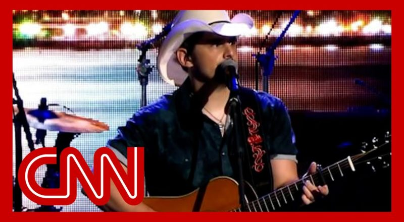 Watch Brad Paisley perform 'When I Get Where I'm Going' 6
